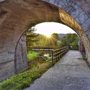 Vin och cykelresa till Umbrien