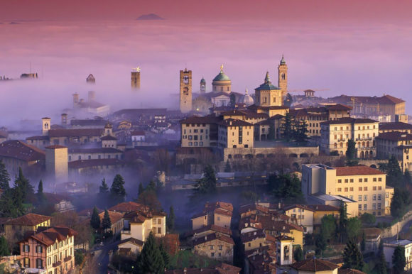 Discover the interesting wine regions around Bergamo